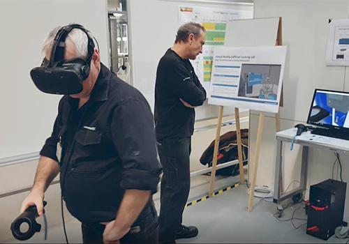 Grundfos: VR tool