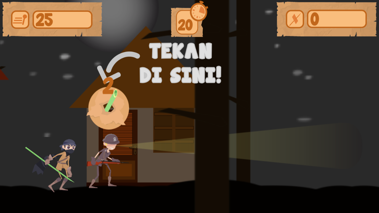 Soekirman Struggle (GTL)