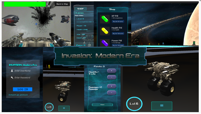 Invasion: Modern Era