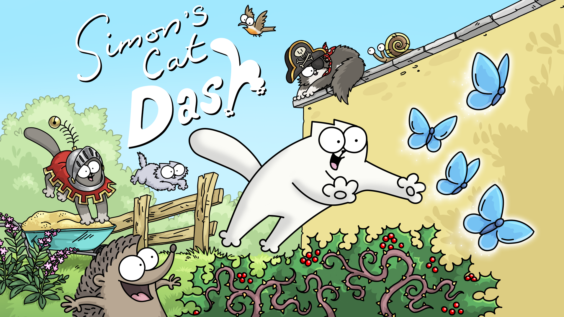 Simon's Cat Dash