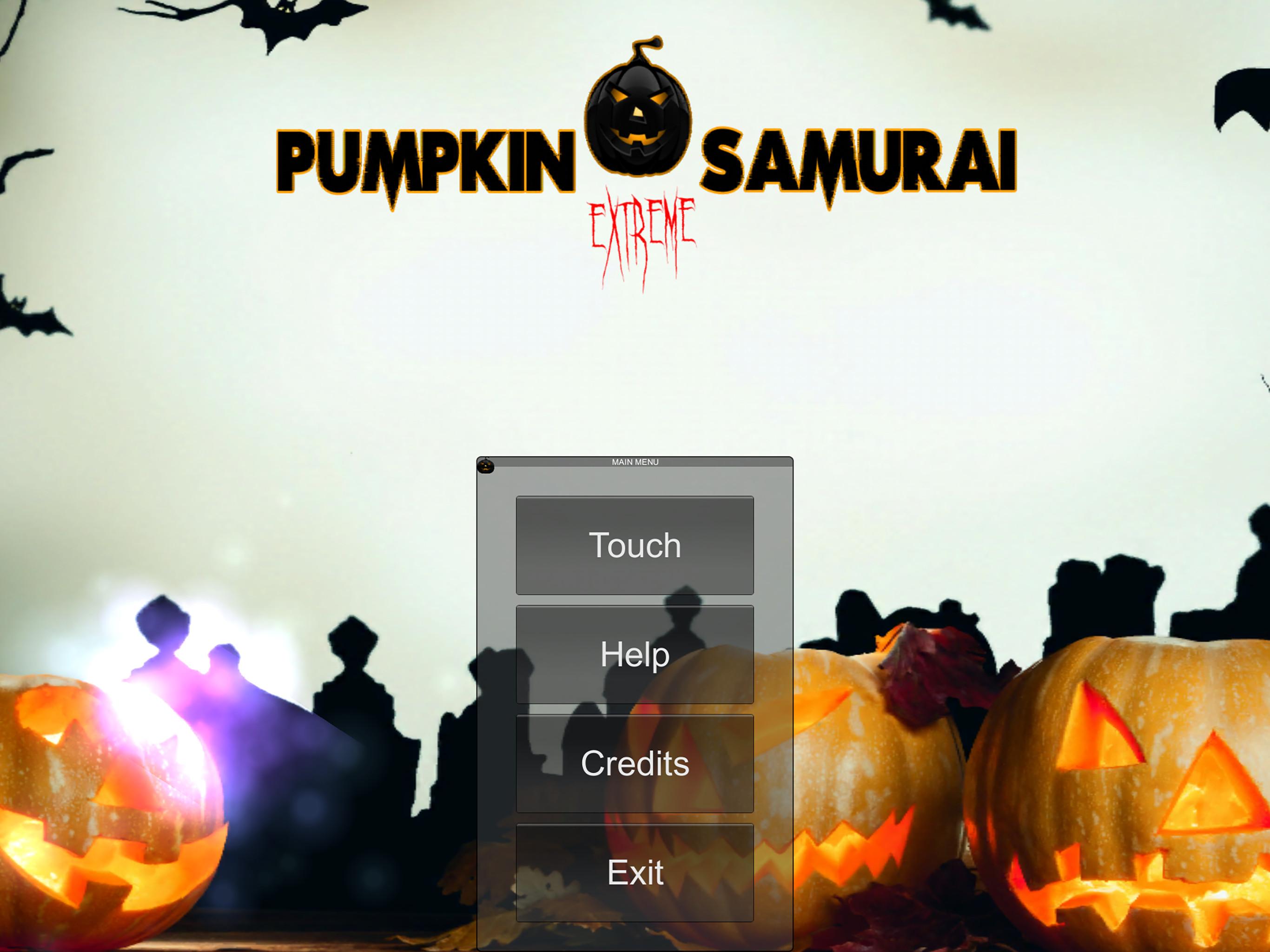 Pumpkin Samurai Extreme