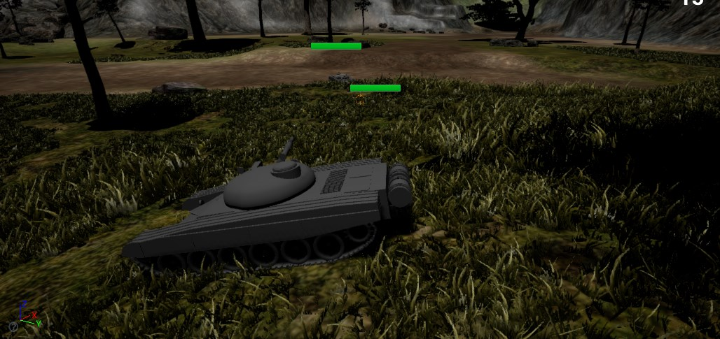 Battle Tank Project