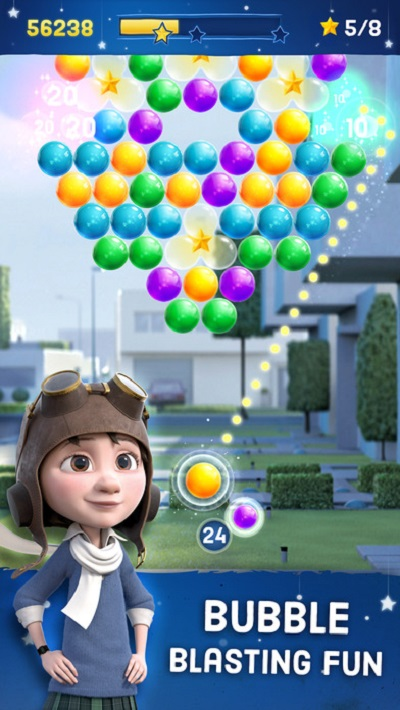 The Little Prince Bubble Pop