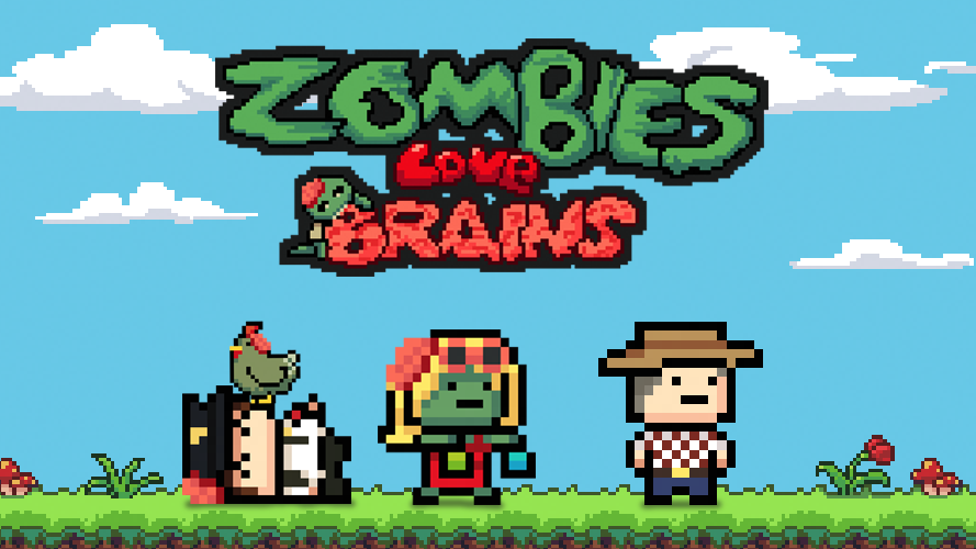 Zombies Love Brains