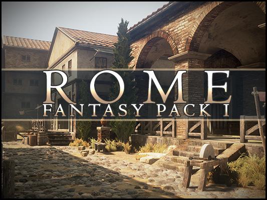 Rome: Fantasy Pack 1