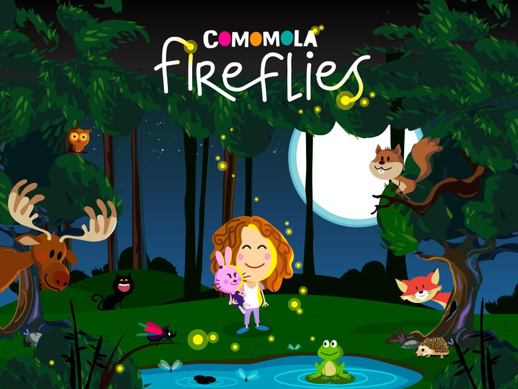Comomola Fireflies