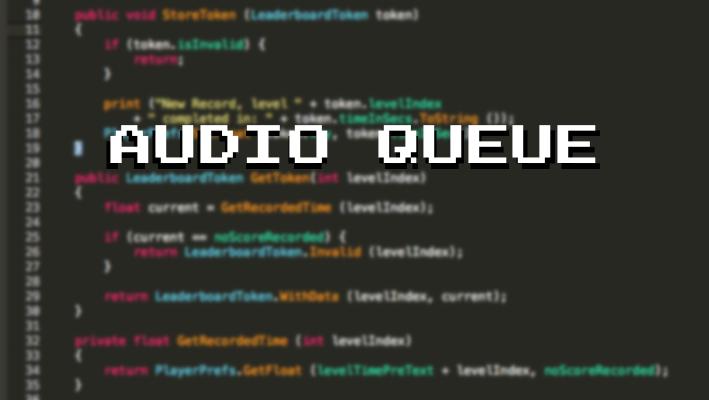Audio Queue