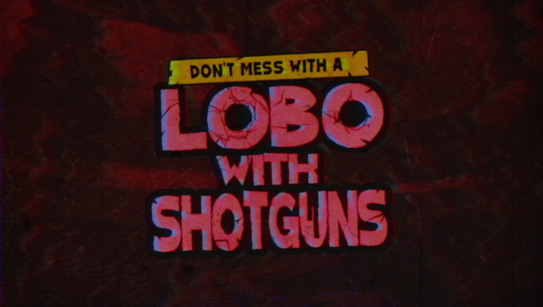 Lobo With Shotguns