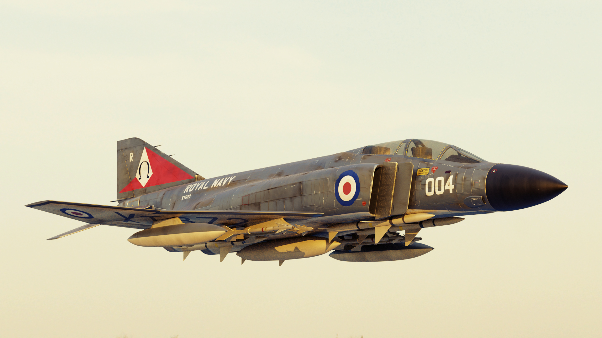 F4K Phantom II - Royal Navy