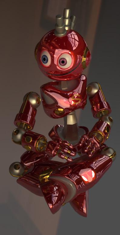 happy robo