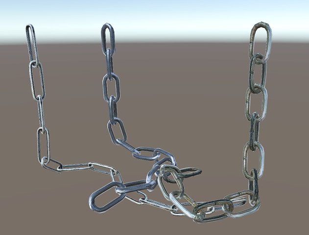 Chains and Ropes