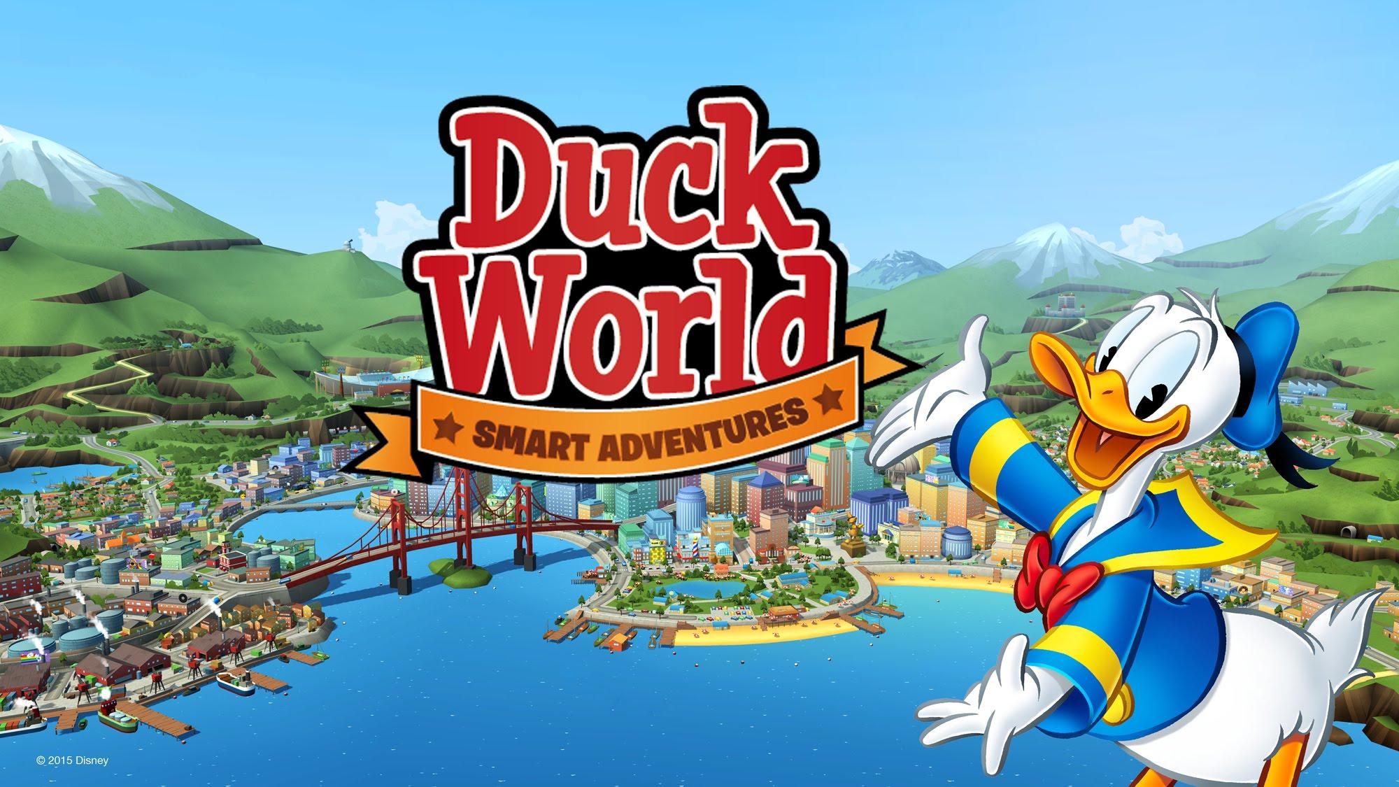Duckworld – 2016 (Unity, Desktop)