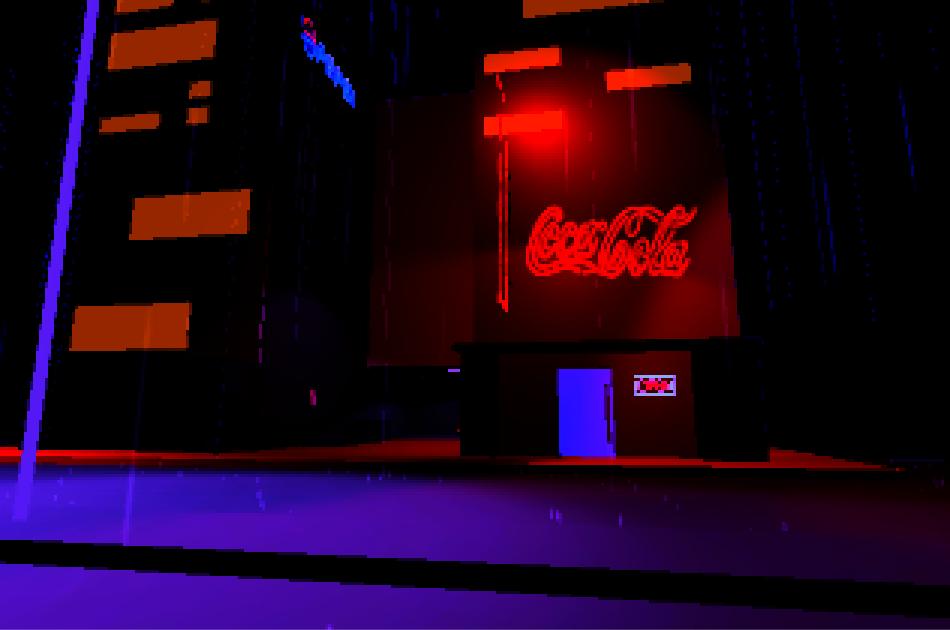 VR City Scene