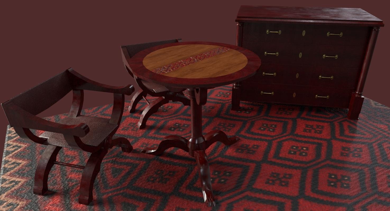 Villa Project - Furniture