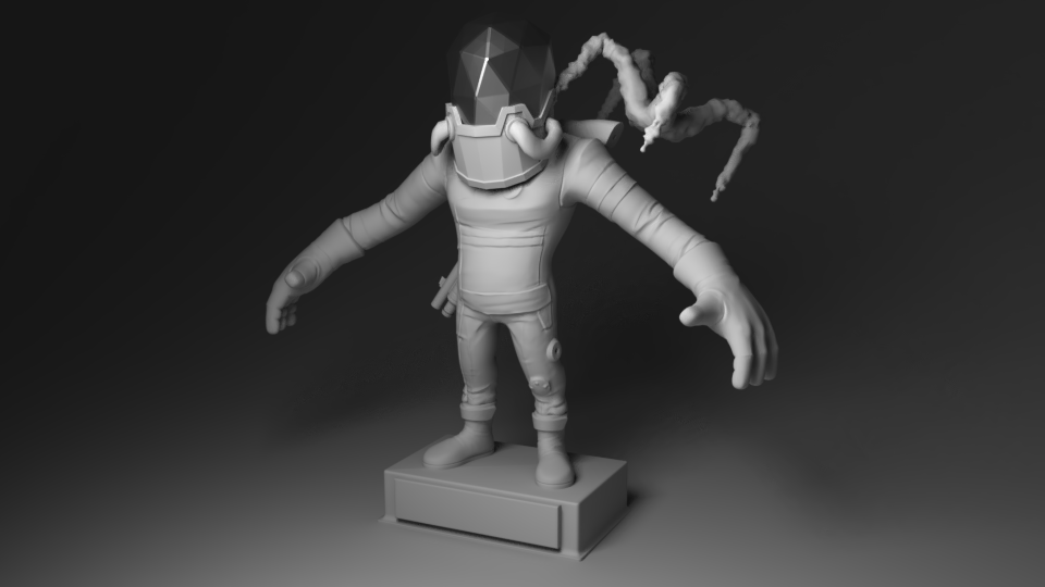 PREY mini Figure