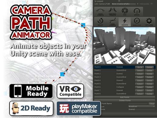 Camera Path Animator