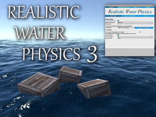 Realistic Water Physics 3