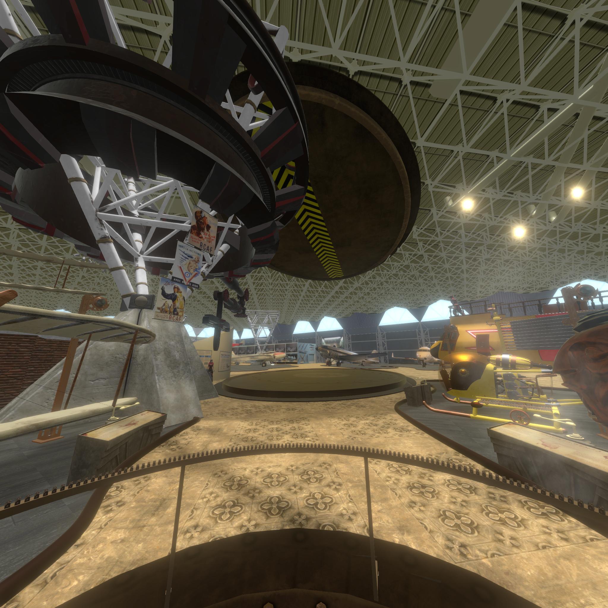 Steampunk Gala Demo