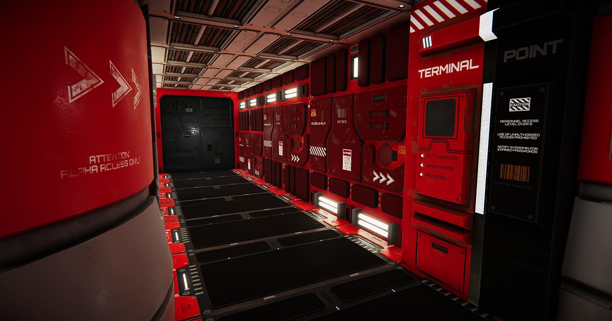 Sci-Fi Corridors II