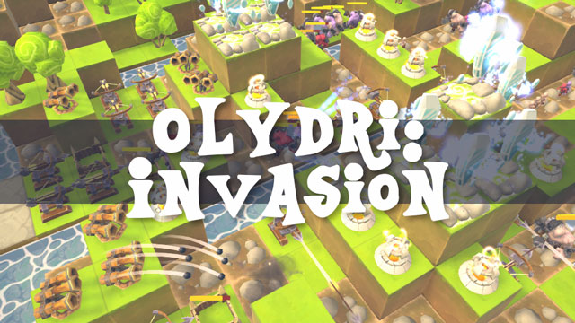 Olydri: Invasion