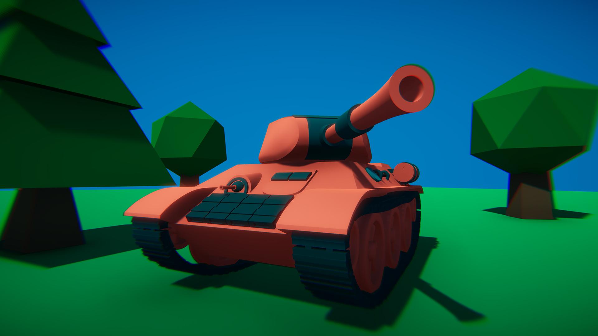 T34 Toon