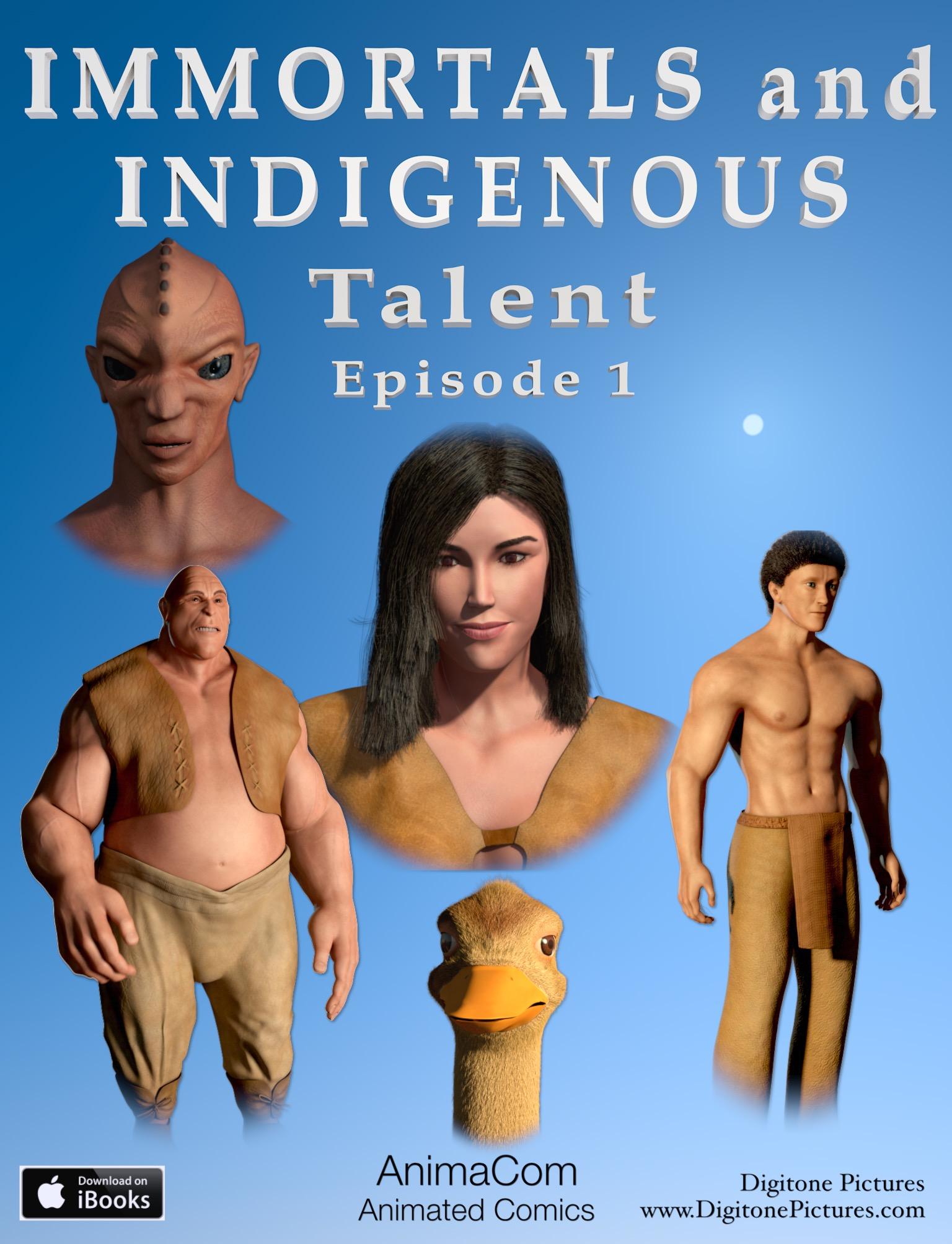 Immortals and Indigenous