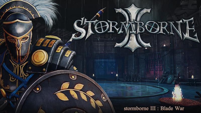 Stormborne3 - Blade War