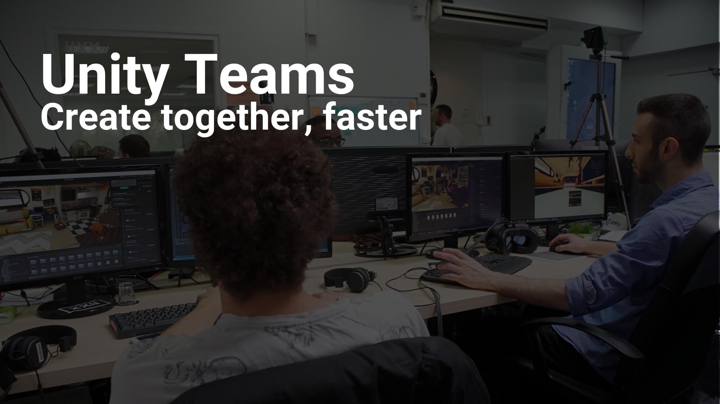 Unity Teams