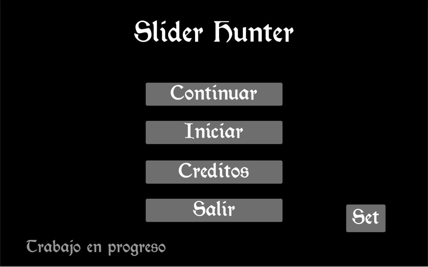 Slider Hunter