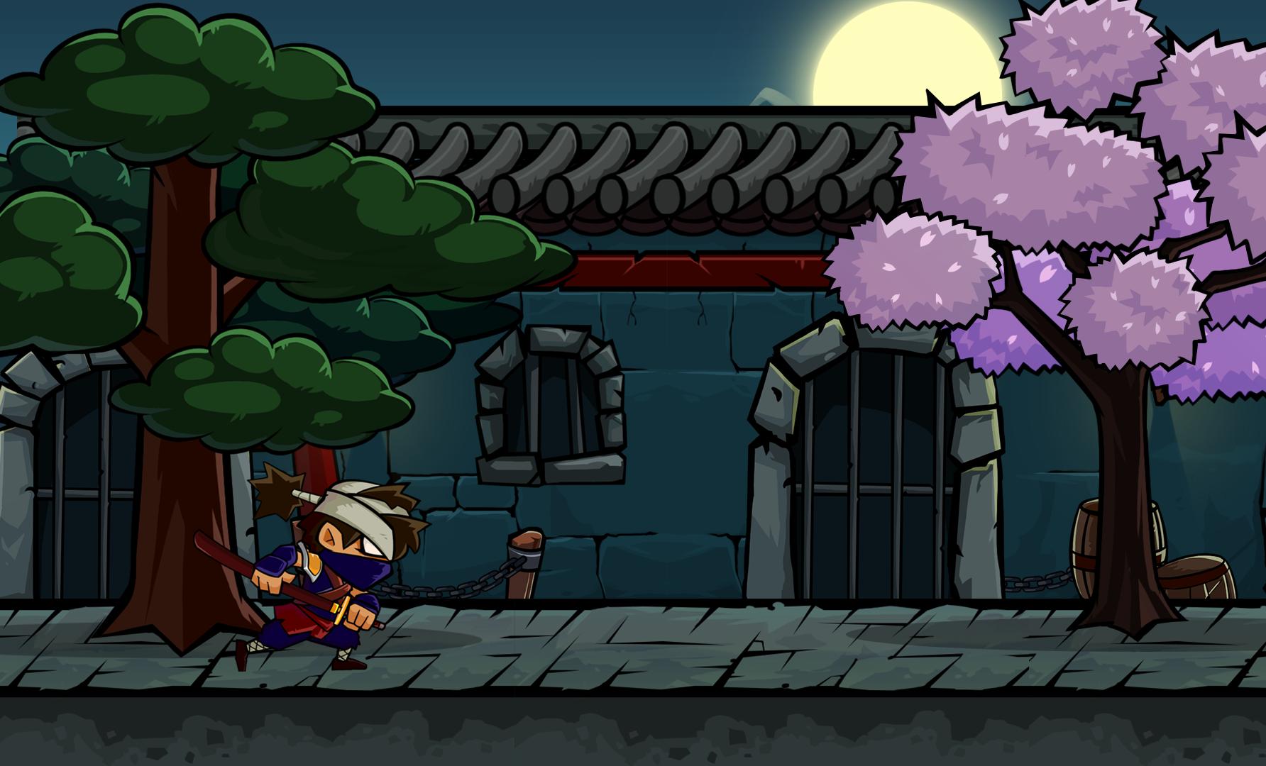 Ninja Warrior Revenge