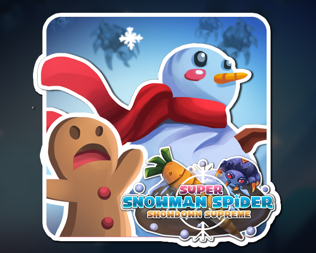 Super Snowman Spider Showdown Supreme - LudumDare 38