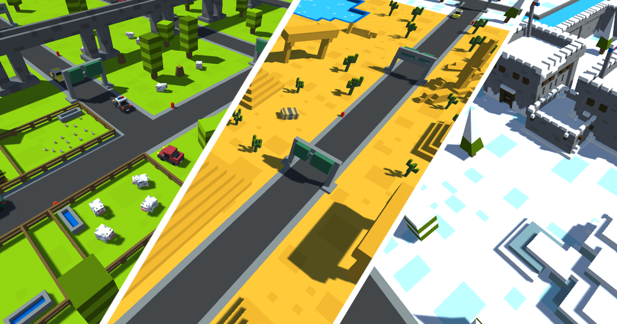 Voxel World Pack