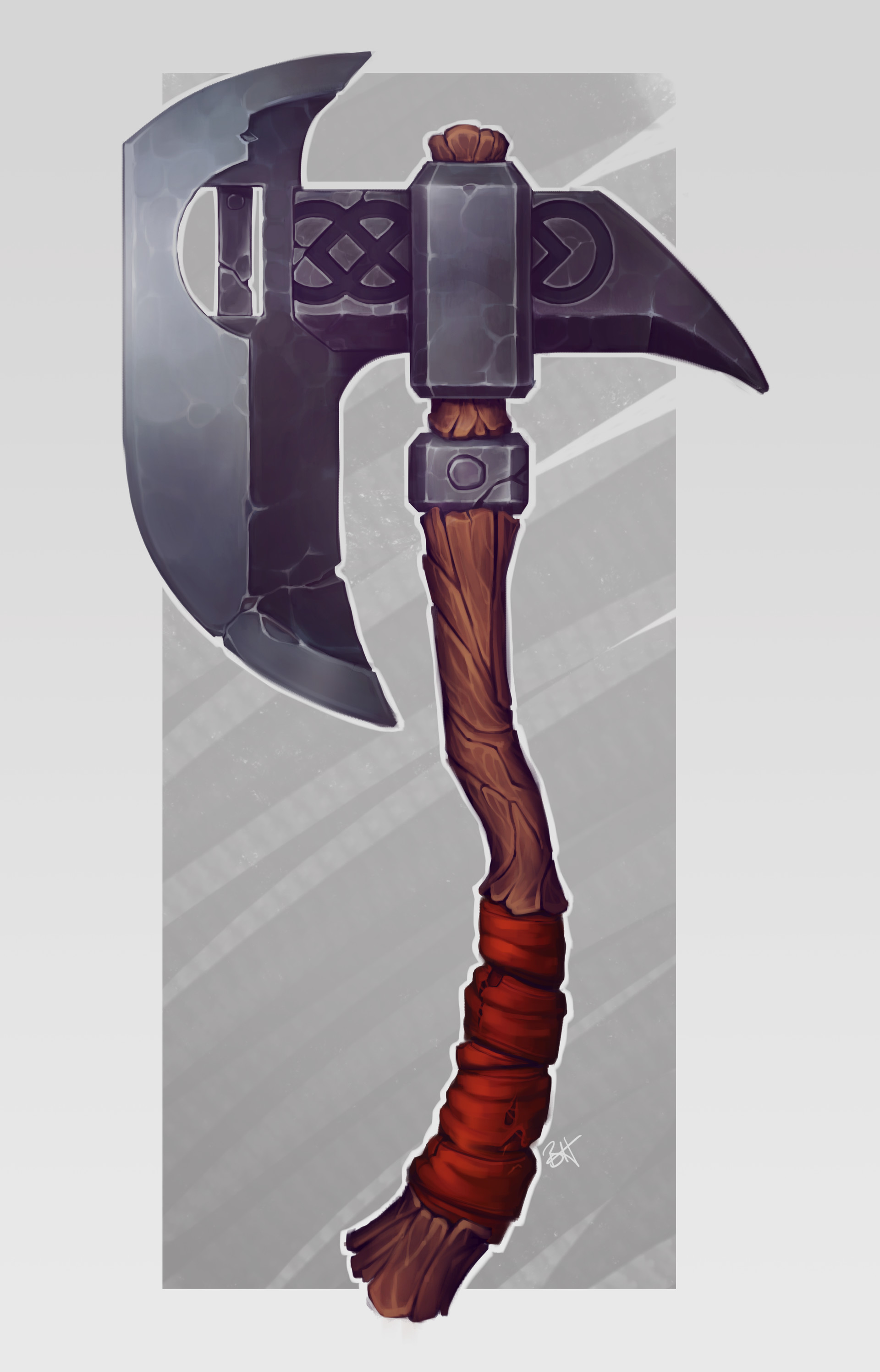 Stylized Weapons
