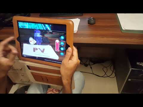 LocusAR Medical App (Augmented Reality)