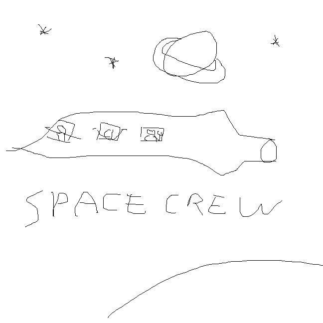 Space Crew (working Title)