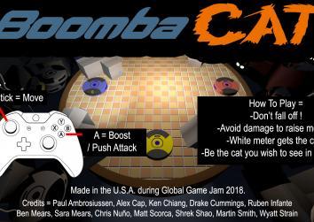 Boomba Cat
