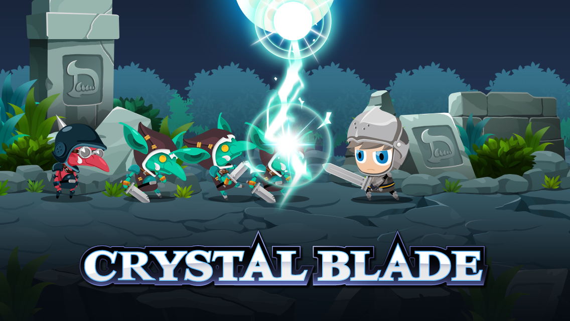 [MWU Korea '18] Crystal Blade / Slime games