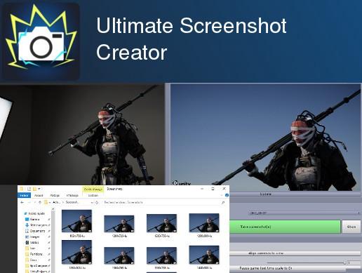 Ultimate Screenshot Creator