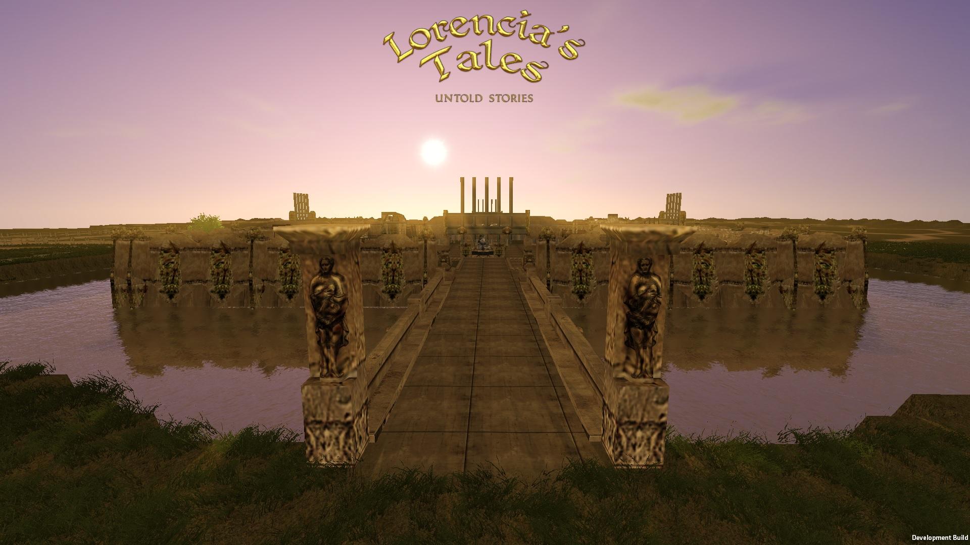 Mu online fan game - Lorencia's Tales