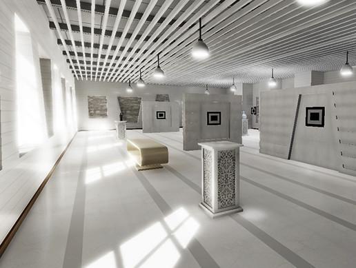 Modern gallery
