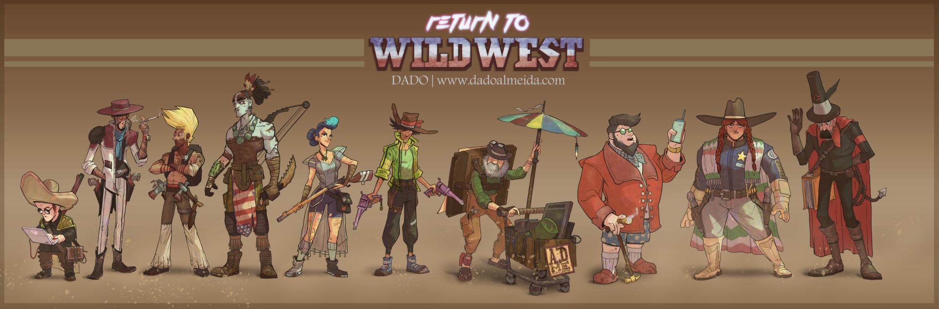 Return to Wild West (Concept Idea)