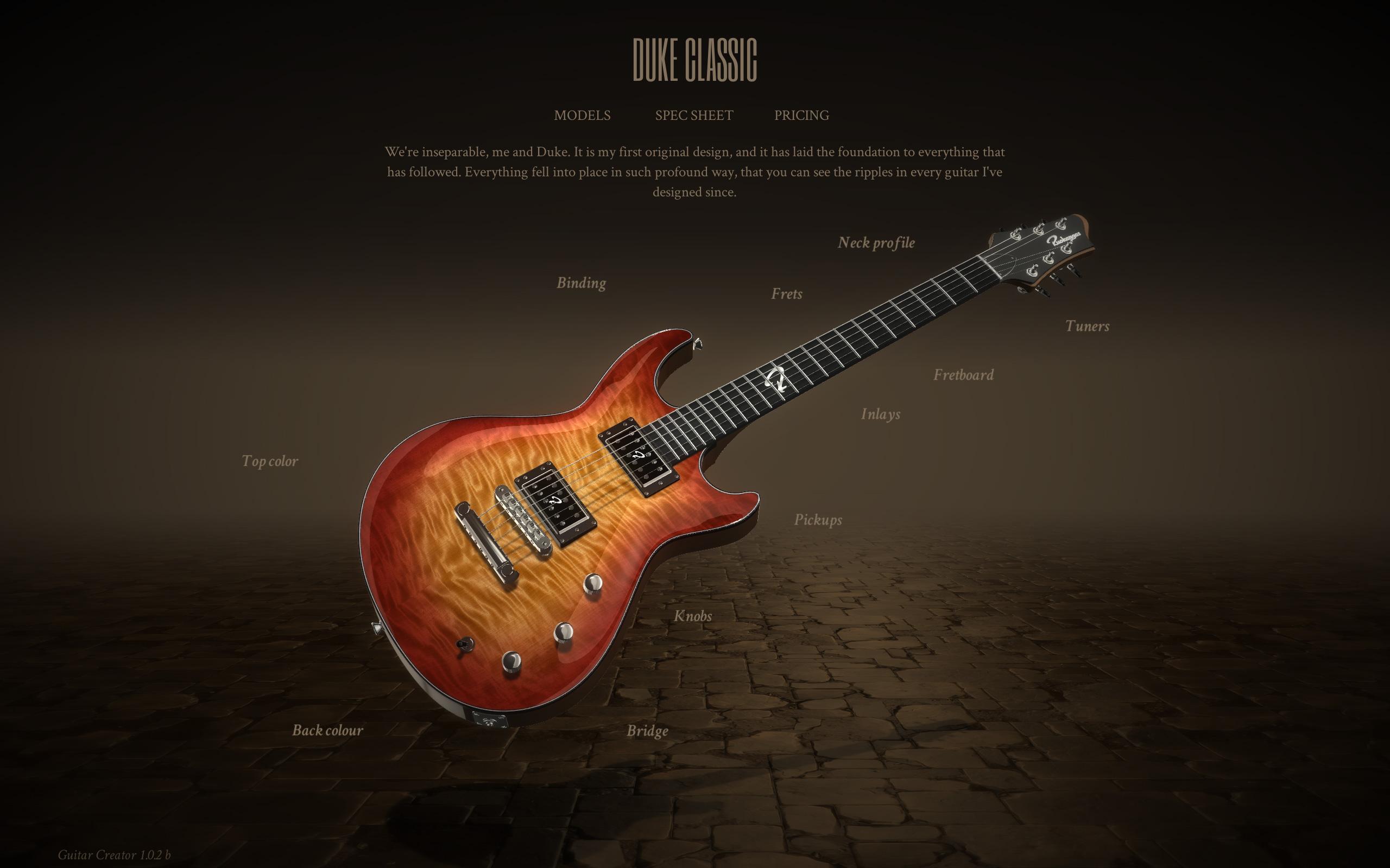 Guitar Creator