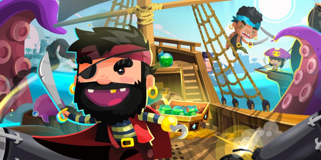 80 million pirates battle it out on MongoDB