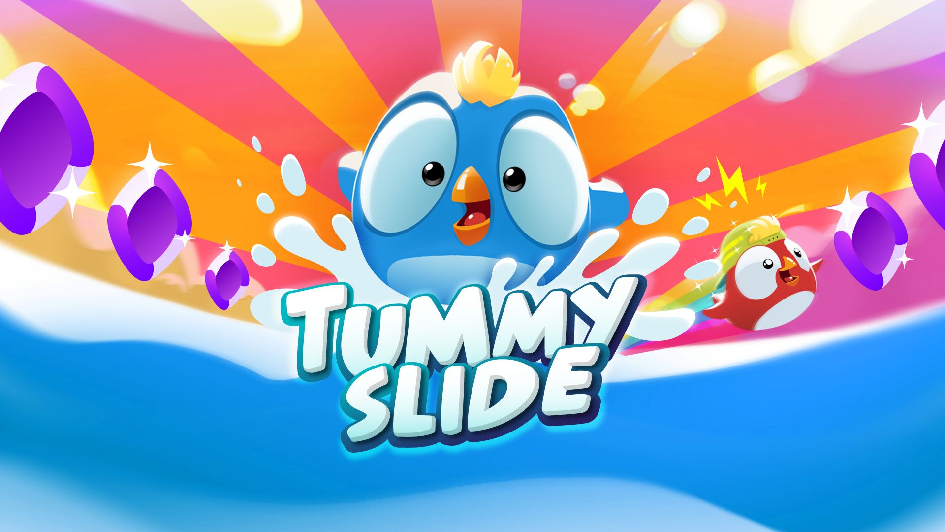 Tummy Slide