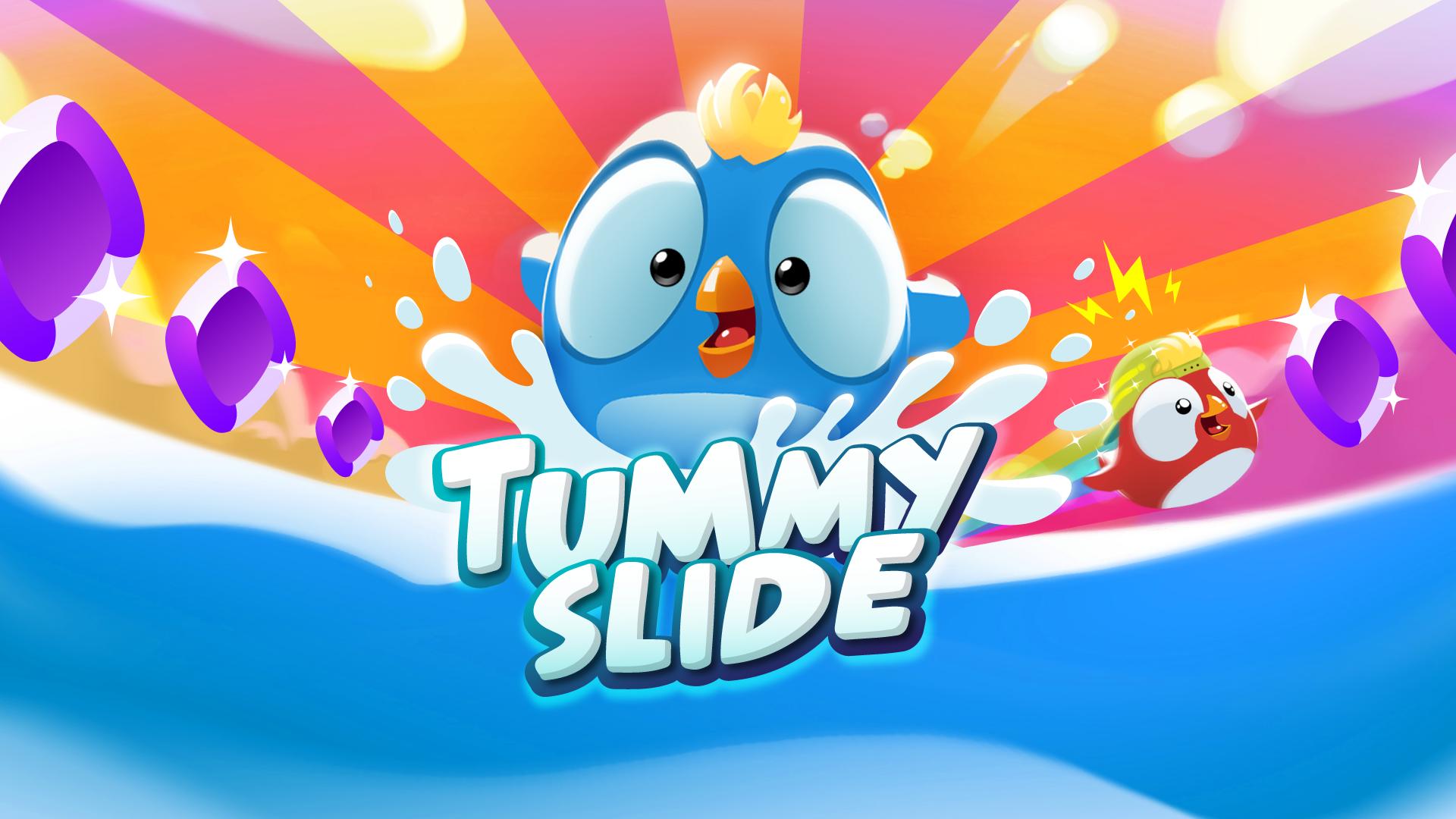 Tummy Slide
