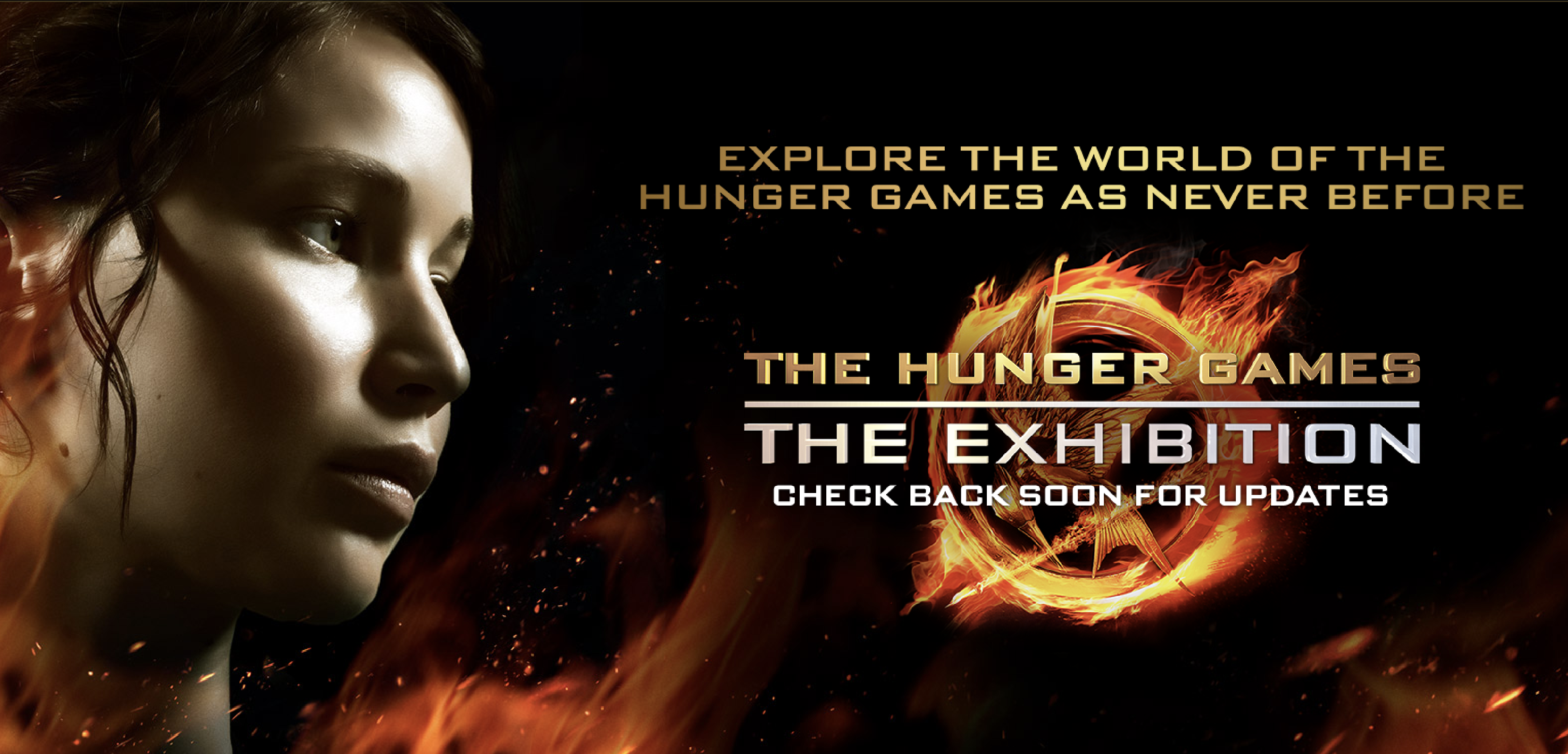 The Hunger Games - The Exhibition
