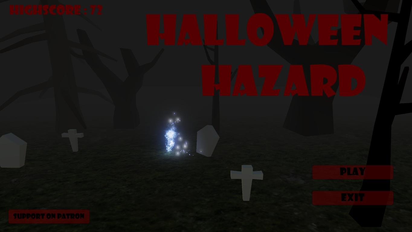 Halloween Hazard