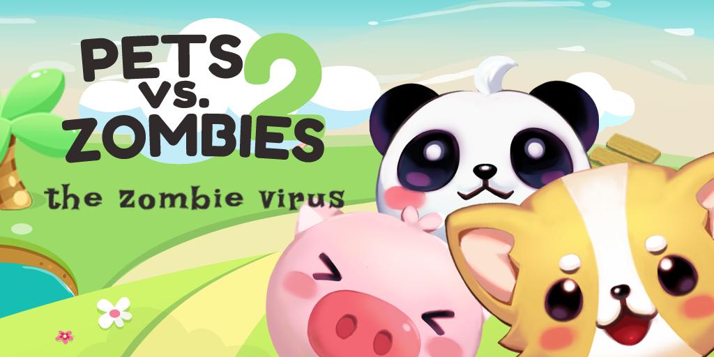 Pets vs. Zombies2: Zombie Virus