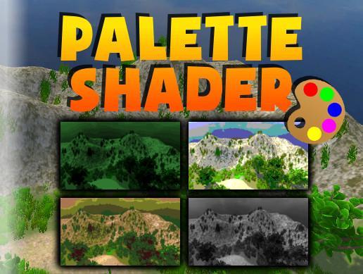 Palette Shader