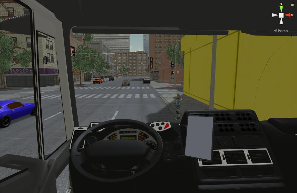 SLA course integration in virtual reality (demo)